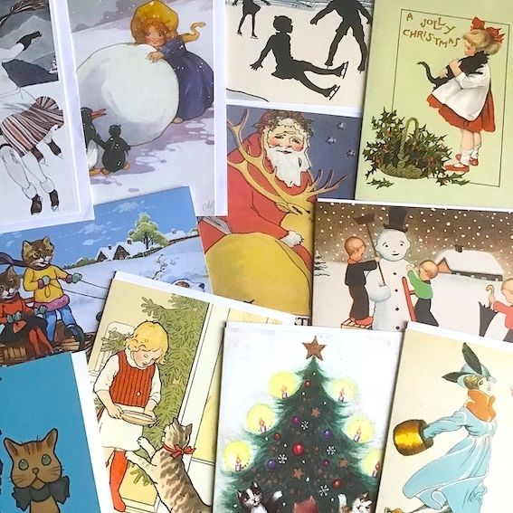 Christmas Mystery Mix Number 1! 20 Cards for £10.