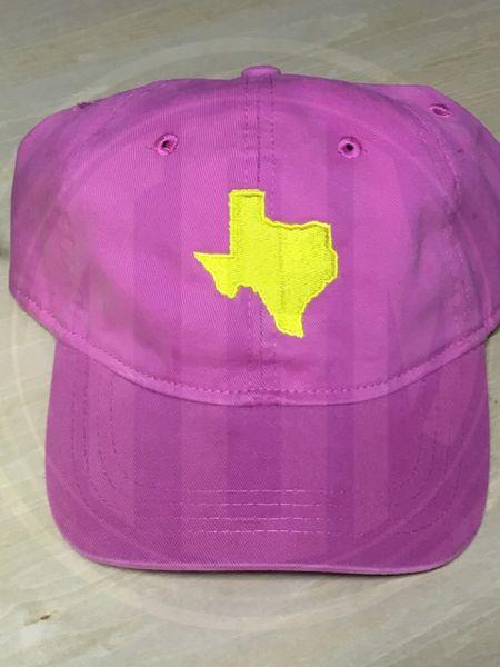 8cf78be76 Texas Monogrammed Baseball Cap
