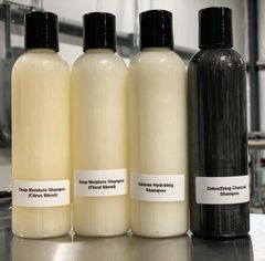 Shampoo Frenzy 4 oz- Private Label Trial Kit