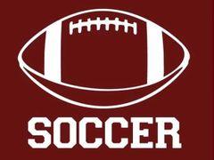 111. Soccer Football T-Shirt