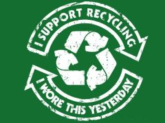 011. Recycling T-Shirt