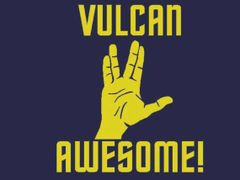 116. Vulcan Awesome T-Shirt