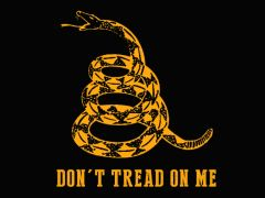 120. Dont Tread On Me T-Shirt
