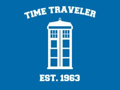 149. Time Travel T-Shirt