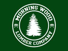 155. Morning Wood Lumber Company T-Shirt