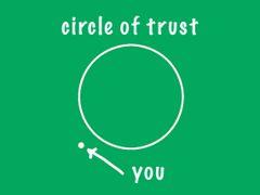 276. Circle Of Trust T-Shirt