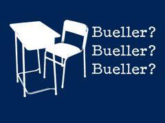 050. Bueller Bueller Bueller T-Shirt