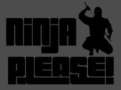 217. Ninja Please T-Shirt