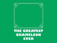 061. Worlds Greatest Chameleon T-Shirt