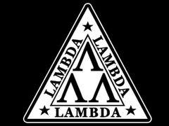 193. Lambda Lambda Lambda T-Shirt