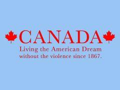 225. Funny Canada T-Shirt