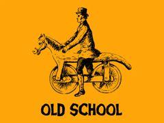 181. Old School T-Shirt