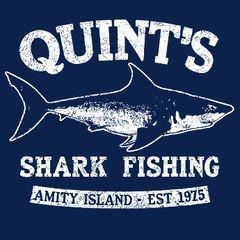 248. quints shark fishing T-Shirt