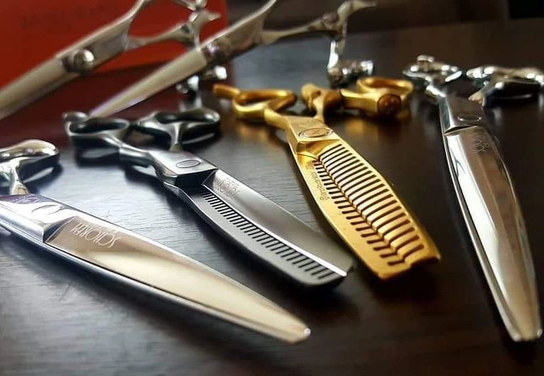 Mizutani Scissors and service