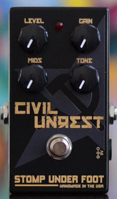 civil war russian muff fuzz