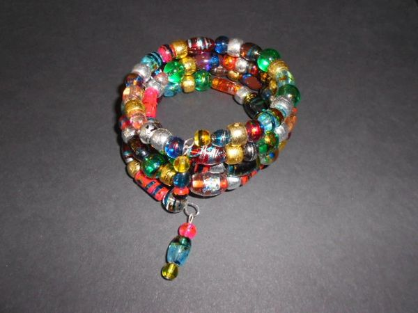 Gypsy Wrap Bracelet