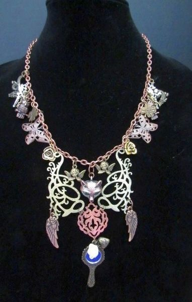 MAGIC KINGDOM STATEMENT NECKLACE