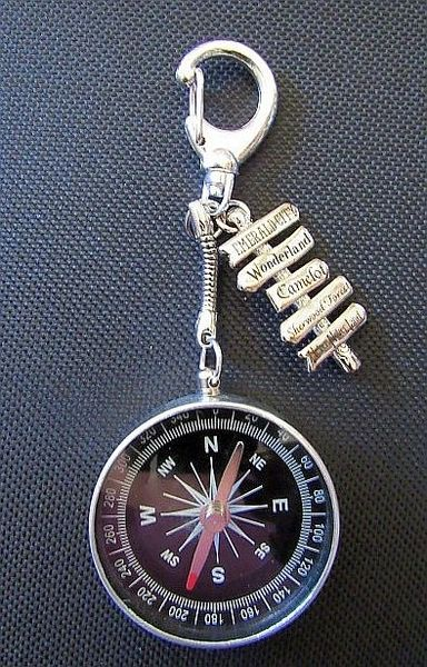 Amazing Journeys Purse Charm
