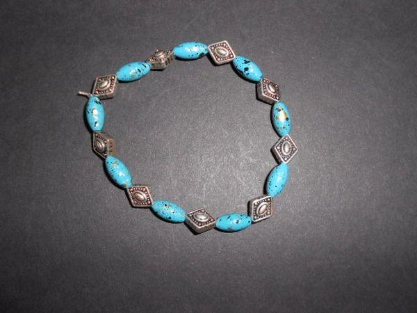 Southwestern Sweetness Stretch Bracelet