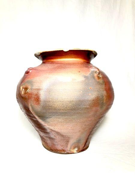 Voluminous Woodfired Vase