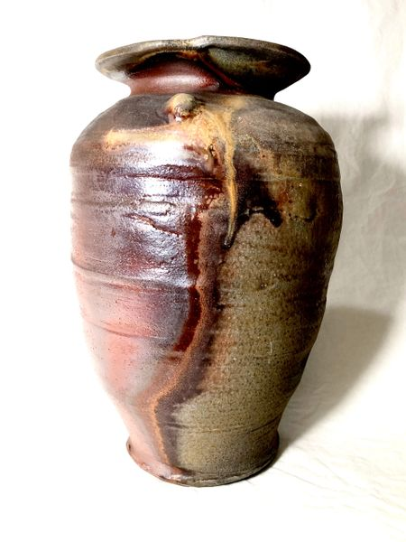 Proud Woodfired Vase
