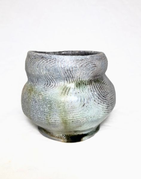 Woodfired Porcelain Cup