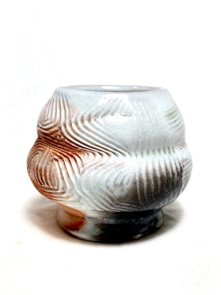 Woodfired Porcelain Cup 2