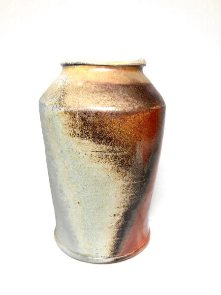 Woodfired Stoneware Vase 2