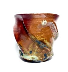 Side Fired Reduction Fired Cup 2
