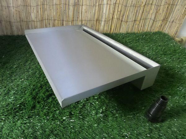 500mm Water Blade 300mm Spout Bottom Inlet