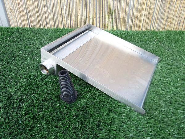 300mm Water Blade 300mm Spout Side Inlet