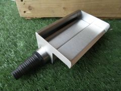 200mm Water Blade 60mm Spout Side Inlet