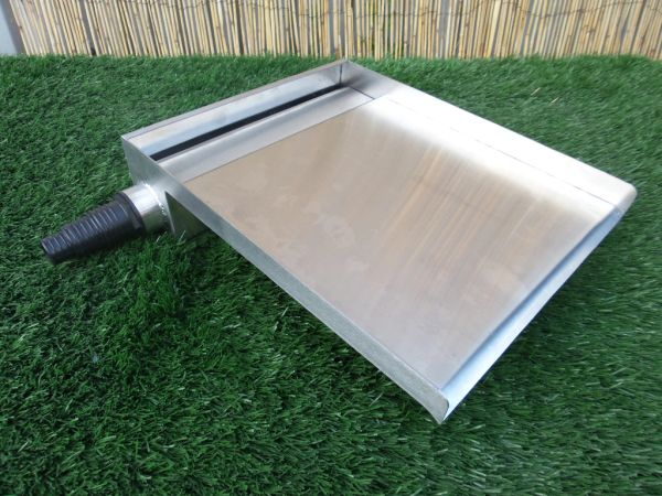400mm Water Blade 300mm Spout Side Inlet
