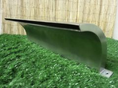 600mm Arc Waterfall Back Inlet