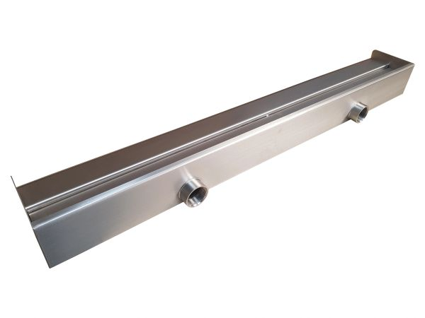 900mm Water Blade 60mm Spout Back Inlet