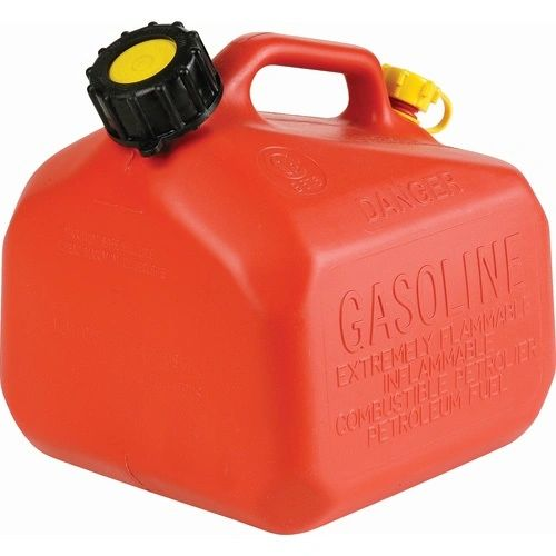 SAP356 Jerry Cans Gasoline 5L/10L/20L #07081 SCEPTER