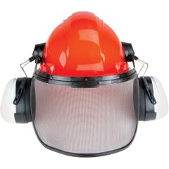 SDM247 Regular Forestry Kit 1 HardHat, Orange, 1 Forestry Screen, 1 EarMuff Cap Mount, NRR27dB NORTH HONEYWELL
