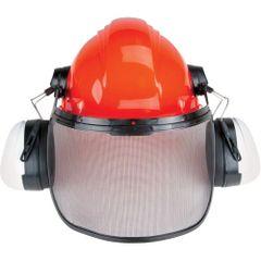 SDM247 Regular Forestry Kit 1 HardHat, Orange, 1 Forestry Screen, 1 EarMuff Cap Mount, NRR27dB NORTH HONEYWELL