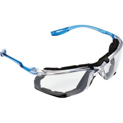 SEH156 Safety Glasses 3M Virtua CCS with Foam Gasket Anti-Fog Clear