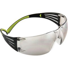 SDL529 Safety Glasses, 3M SecureFit Protective Eyewear Indoor/Outdoor Mirror Anti-Scratch