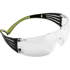 SDL528 Safety Glasses, 3M SecureFit Protective Eyewear Clear Anti-Fog
