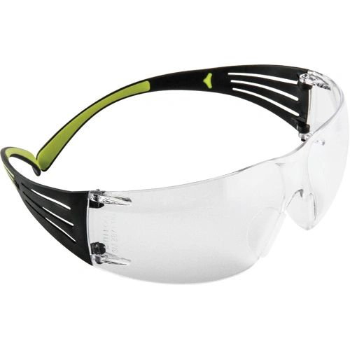 SDL528 Safety Glasses, 3M SecureFit Protective Eyewear Clear Anti-Fog