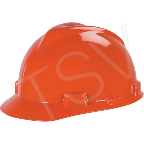 SAF973 V-GARD® PROTECTIVE CAPS Fas-Trac® Suspension Ratchet CSA Ansi Type I Z89.1 Class E Top Impact (Various Colors) MSA