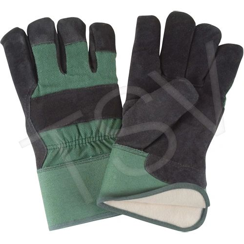 SEM279 Split Cowhide Fitters THERMAL Lined Gloves ZENITH