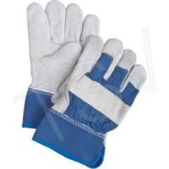 SEN930 Split Cowhide Fitters THERMAL Lined Gloves XLARGE ZENITH