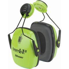 SAO691 Leightning® Hi-visibilty Earmuffs NRRdB 23 HOWARD LEIGHT #1015020 HI-VIZ BRIGHT GREEN