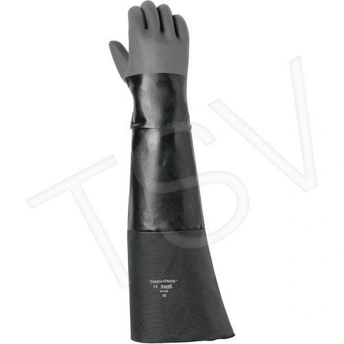 SAY853 Thermaprene #19-024 NEOPRENE GAUNTLET Gloves, SZ10 X-Large Length: 18""