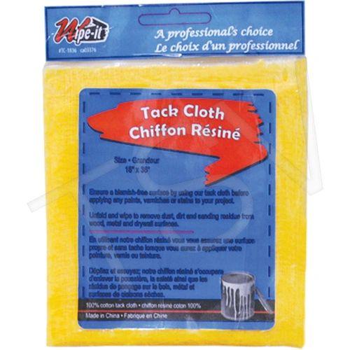 "JB988 HIGH Tack Cloth 18W"" x 36L"" 24/PK or 144/BX Smooth Blemish Free Finish"