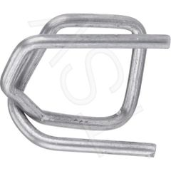"PA501 Buckles, STEEL Wire 1/2""Width 2000/BOX CORDEX (fits any 1/2"" Polypropylene Strapping)"