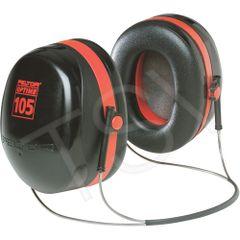 SC162 3M H10B Peltor Optime 105 Series Earmuffs NRR dB29 NECKBAND Class: AL